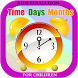 Learn Clock,Day & Month - Kids by Kids Strawberry Apps