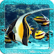 Angel Fish Live Wallpaper by Dark Manta Studios