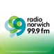 Radio Norwich Player by Anglian Broadcast Radio Ltd