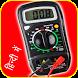 Digital Multimeter in Hindi by Astik Apps