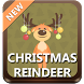 Christmas Reindeer Keyboard by SuperColor Themes
