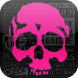 Neon Skulls Live Wallpaper by Crown Apps