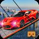 VR Extreme Tracks Stunt Racing by VR Games Studio