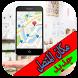 جديد تحديد مكان المتصل prank by AS-Apps