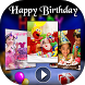 Birthday Video Maker - Birthday Slideshow Maker
