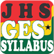 GES JHS Syllabus by Best Click Series