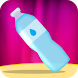 water bottle flipping game by Adcoms
