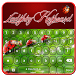 Ladybug Keyboard by Top Android Keyboards