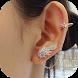 Modern Ear Piercing Ideas by Wagiman