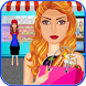 Girl Supermarket Food Shopping by Newborn Baby Dress Up Makeup Nail Salon Girl Games