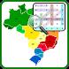Caça Palavra Cidades do Brasil by RDB Mobile