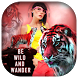Wild Animal Photo Frame Editor by Selfie Photo Collage Maker