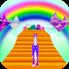 Unicorn Fantasy Run 3D by 3D Fun Games For Free