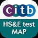CITB MAP HS&E test 2016 by CITB