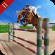 Jumping Horse Racing Simulator II by JK-Apps