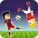 Funny Soccer - 2 Player Games by New Light