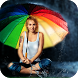Rain/Monsoon Photo Frame by Chatindianapps