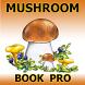 Mushroom book PRO by PRENZBERG AB