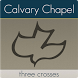 Calvary Chapel Three Crosses by Greedbegone.com