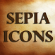 Sepia Theme Pack Multilauncher by Android Customization