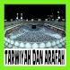 Niat Puasa Tarwiyah Dan Arafah by Azza Studio