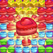 Sweet Cake Mania Blast by match and blast cookie and toy