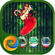 X-mas Snowball eTheme Launcher by Egame Studio
