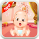 Baby Caring Games for Girls