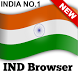 Indian Browser - IND Browser by Indian Android