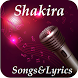 Shakira Songs&Lyrics by MutuDeveloper