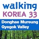Walking Korea 33 : Donghae Mureung Gyegok Valley by 북탐