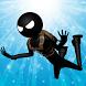 Stickman Parachute: 3D Skydiving by Stickman 3d Champs