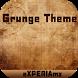 Тема eXPERIAmz - Grunge Theme