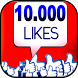 +10000 likes for Fb Liker tips by Melloworbr
