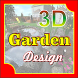 3D Garden Design by librastar