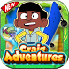 Craig Adventure of the Creek by ANOUAR Ha