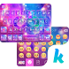 Cosmic Star Emoji KikaKeyboard by Best Theme Design Apps