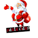 Santa Claus 2017 by Anything app
