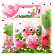 Sweet Heart Theme by Cool Wallpaper