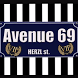 AVENUE 69 ISRAEL by geekApps