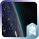 Universal Space Launcher theme by SK techx for themes