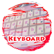 Pink shades Keypad Skin by Electric neon