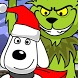Flappy Snoopy Dog Christmas by Bacciz