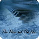 Piano Music of Sea Waves Sound by Caliber Apps