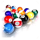 Billiard Balls Link by kyonghee pak