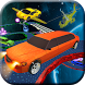 Impossible Tracks Unstoppable Limo Car Stunts by Trenzy
