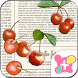 Cute Theme-Print Cherry- by +HOME by Ateam
