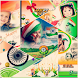 Republic day Photo Frame by AndyZone Infotech