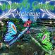 Butterfly Garden Matching by Beansprites LLC