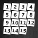 Magic Square 15 Puzzle by Hriston Media